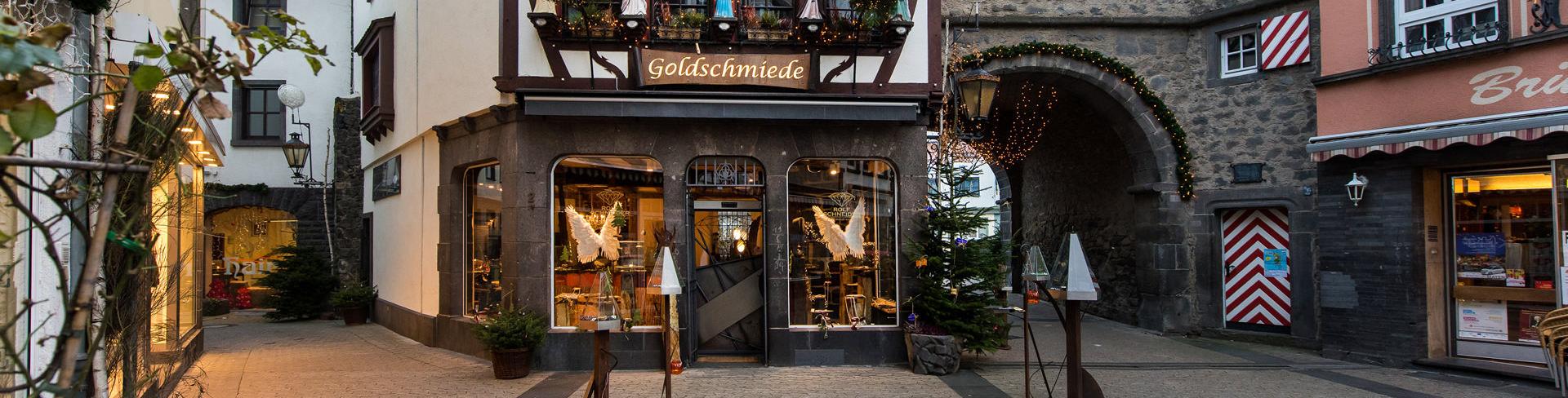 Kontakt Schmuck Goldschmiede Werkstatt